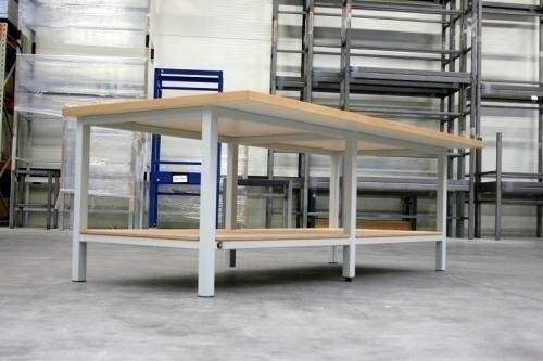 Werkbank Montagetafel met legbord